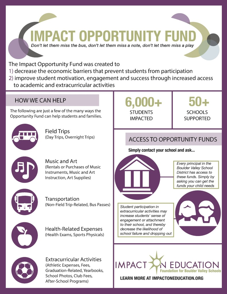 Opportunity Fund Flyer