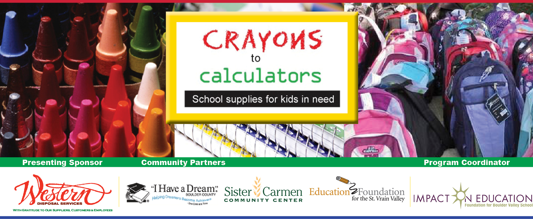 About Crayons to Calculators